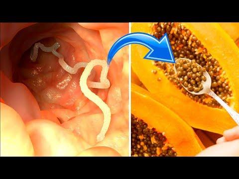 How to Banish Parasites with Papaya Seeds