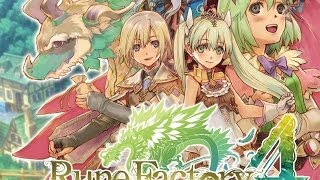 CGR Undertow - RUNE FACTORY 4 review for Nintendo 3DS