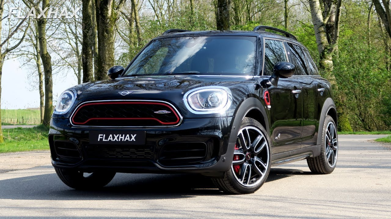 2019 Mini Countryman Jcw 231hp Full Review Drive Sound Is This