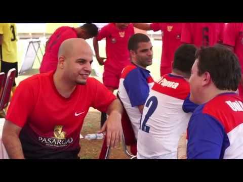 Indonesia Football for Peace Festival 2018