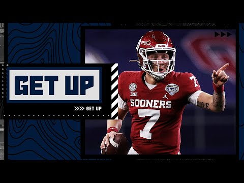 Can Spencer Rattler lead Oklahoma to the College Football Playoff? | Get Up