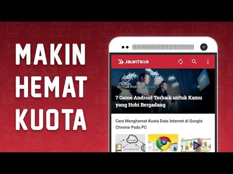 MAKIN HEMAT KUOTA! - Aplikasi Android JalanTikus