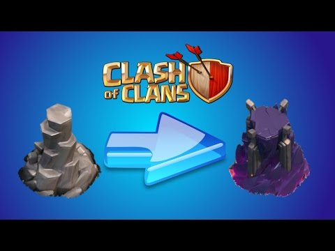 HOW TO MAX YOUR DEFENCE FAST & EASY ! | CoC Strategy Town Hall 5 , 6 , 7 , 8 , 9 & 10 (2015)