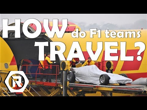 How do Formula 1 Teams Travel Around the World? | RacerThoughts #12