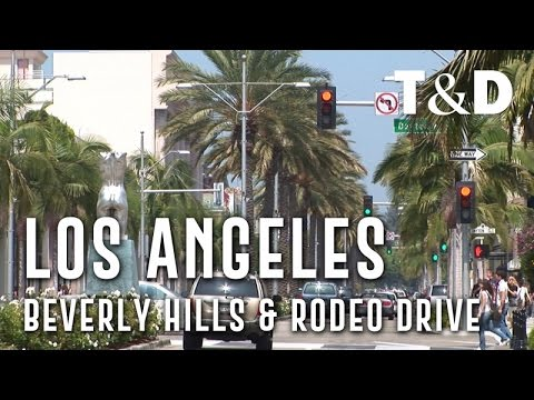 Los Angeles City Guide: Beverly Hills & Rodeo Drive - Travel
