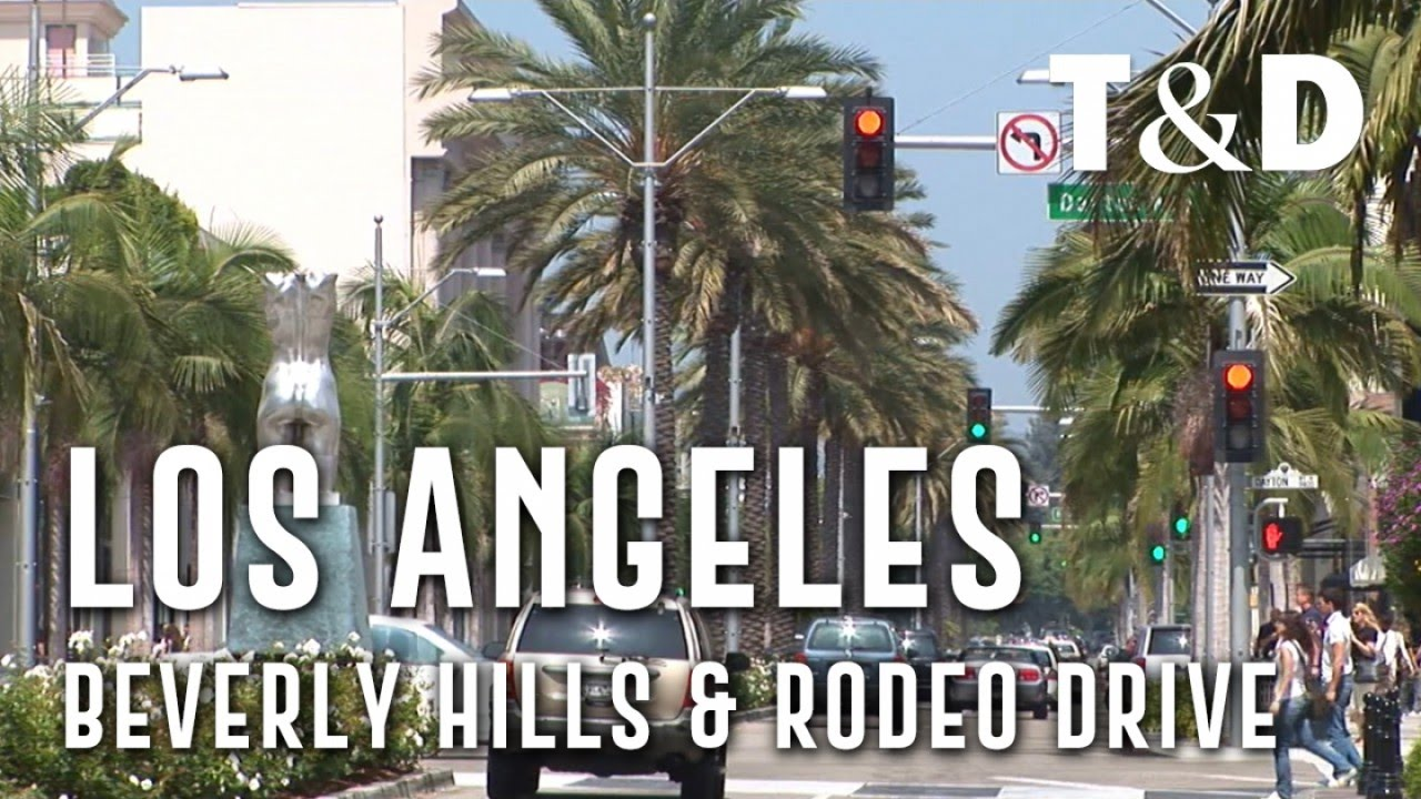 Los Angeles City Guide Beverly Hills Amp Rodeo Drive