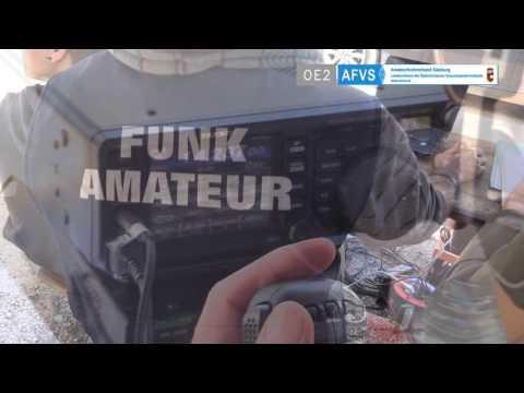 AFVS - AmateurFunkVerband Salzburg - Imagefilm - OE2 - 2016
