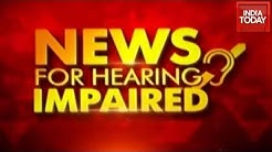 News For Hearing Impaired With India Today | Top Headlines Of The Day | March 18, 2020