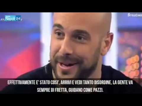 Pepe Reina parla di Napoli e dei Napoletani durante un programma spagnolo