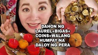 DAHON NG LAUREL+BIGAS+BARYA=WALANG HUMPAY NA DALOY NG PERA-APPLE PAGUIO1