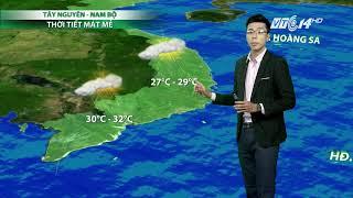 VTC14 | Thời tiết 6h 15/11/2017 | Miền Bắc tình trạng nắng ấm sẽ còn kéo dài đến ngày 18/11