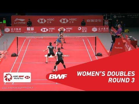 R3   WD   LEE/SHIN (KOR) vs STOEVA/STOEVA (BUL)   BWF 2018