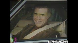 """Ricardo Montalbán Chrysler Cordoba """"Corinthian Leather"""" (1980)"""