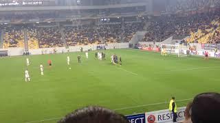 Зоря - Герта гол Сіласа. Zorya - Hertha Goal