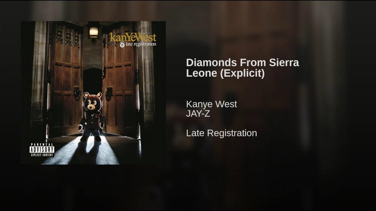 6c0d3939d761 Kanye West – Diamonds From Sierra Leone (Remix) Lyrics   Genius Lyrics