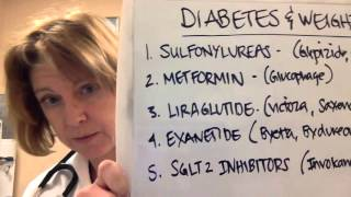 Diabetes meds that help you lose weight
