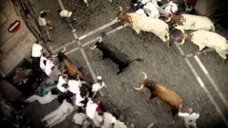 The Best Documentary Ever - Running of the Bulls in Pamplona Trailer