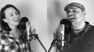 Alexander Knappe - Bis meine Welt die Augen schließt (Akustik Cover Duett von CarryMe)