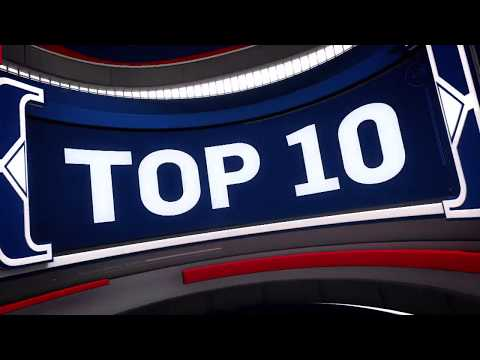 NBA Top 10 Plays of the Night | November 8, 2019