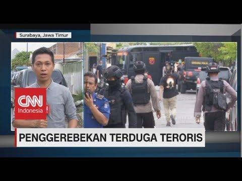 Penggerebekan Terduga Teroris