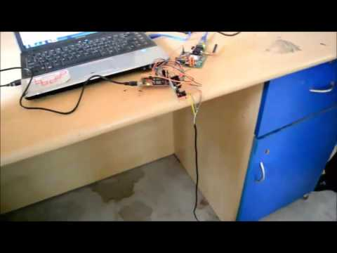 LPG gas management system using IOT