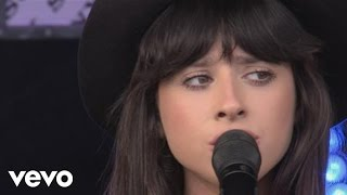 Foxes - In Conversation - Xperia Access @ V Festival (Lounge)