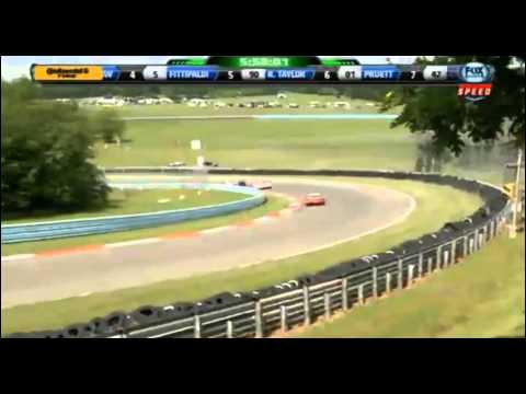 Rolex Sports Car Series 2013: Watkins Glen: Start