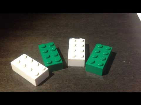 How to make a fidget spinner out of legos easy
