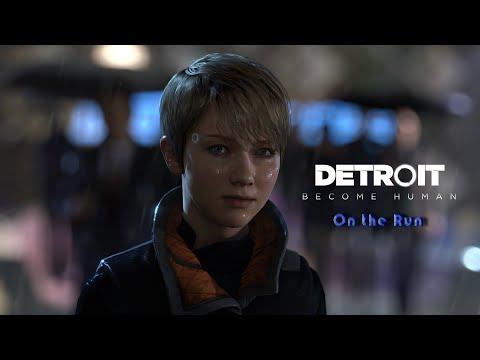 13.X Detroit: Become Human (On the run)(PC) (Kara die when crosses the road) (KARA STORY END) |
