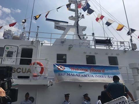 INSIDE   Parola Class Multi-Role Response Vessel BRP Malapascua (MRRV-4403)