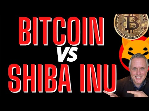SHIBA INU VERSUS BITCOIN! WHAT YOU REALLY NEED TO KNOW RIGHT NOW!