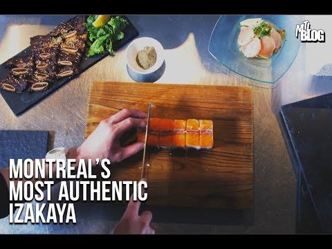 Montreal's Most Authentic Izakaya