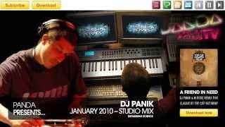 DJ Panik - Drum & Bass Mix - Panda Mix Show