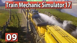 Ist NUR die SICHERUNG ► TRAIN Mechanic Simulator 2017 #9