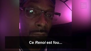 Snoop Dogg hallucine face aux saillies de Kanye West
