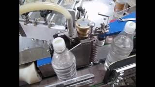 Этикетировочная машина для ПЭТ (Растворитель)