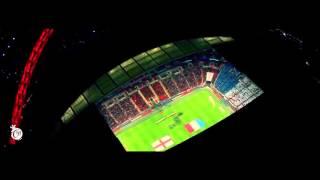 Крутой клип про футбол