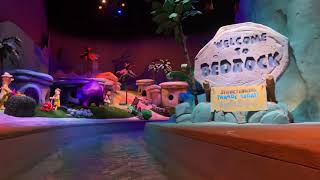 Welcome to Bedrock - Flintstones Ride at WARNER Brothers Dubai UAE 2019 03