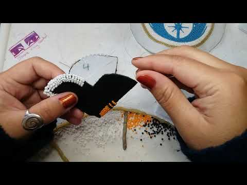 Edging Native Beadwork, Part 1of 3