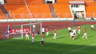 ФК Минск - ФК Славия-Мозырь 3-2 Сачивко