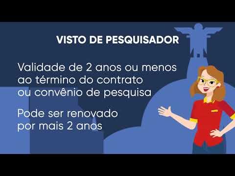Tipos de visto para morar na Espanha - Visto de Pesquisador
