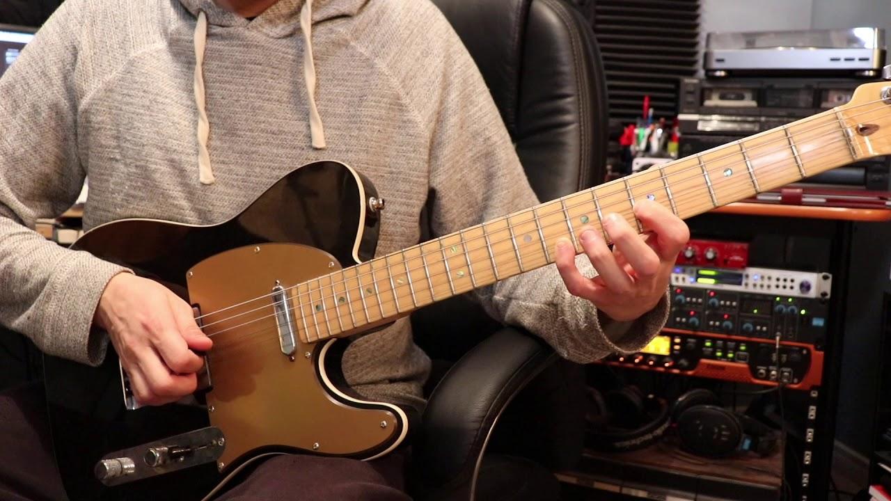 Guitar hot lick