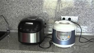 Помощник на кухне. Мультиварка Панасоник TMH10 и Редмонд M170. Внешний вид и тонкости в эксплуатации. Плюсы:...