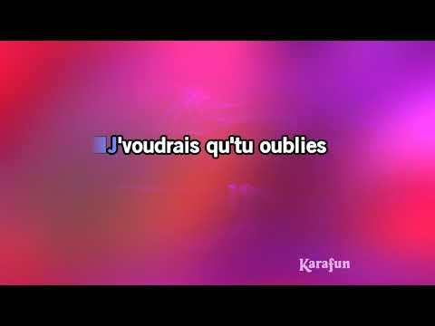 Karaoké Fais-moi Une Place - Julien Clerc *