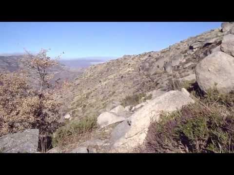 desde Covelo em direcção ao Tirolirão, Campo do Gerês, Serra do Gerês, PNPG, 08-12-2013