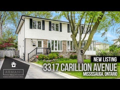 SOLD! 3317 Carillion Avenue In Mississauga (Ontario, Canada)