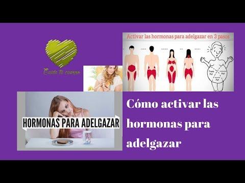 Hormonas para Adelgazar INCREIBLE pero con resultados EFECTIVOS