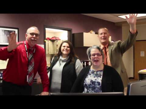 A Snow Day's What We Want! (Official Music Video) Newaygo Public Schools Snow Day Video