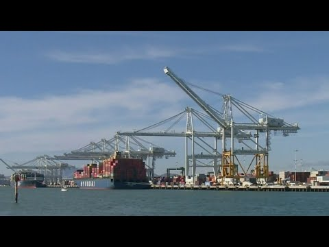 Port Of Oakland Gets Ready To Receive Bigger Ships