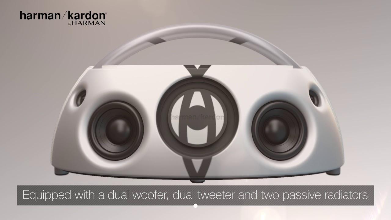 Harman Kardon Go + Play Mini Taşınabilir Bluetooth Hoparlör